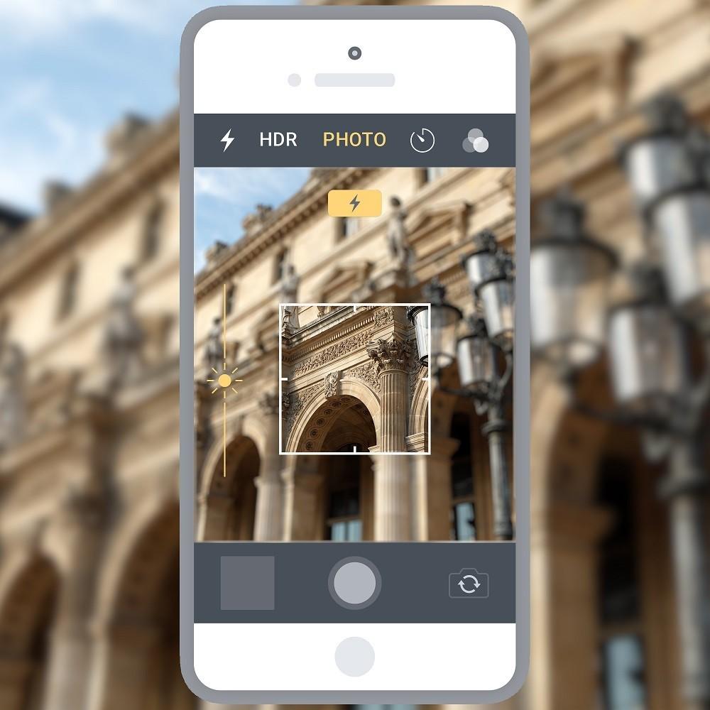Photo exhibition EU in my phone